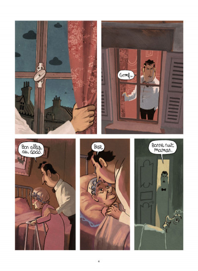Page 4 Soucoupes