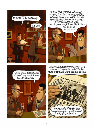 Page 8 Soucoupes