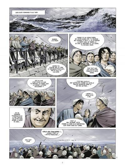 Page 3 Les chasseurs d'écume tome 4