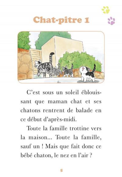 Page 2 Chi tome 1 - un chaton tout mignon