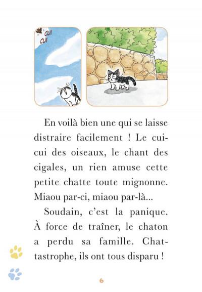 Page 3 Chi tome 1 - un chaton tout mignon