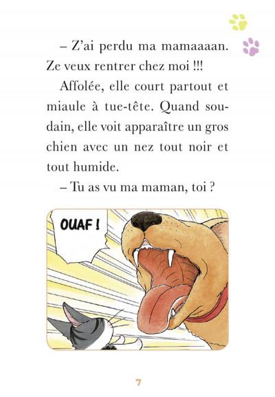 Page 4 Chi tome 1 - un chaton tout mignon