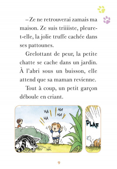 Page 6 Chi tome 1 - un chaton tout mignon