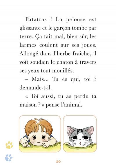 Page 7 Chi tome 1 - un chaton tout mignon