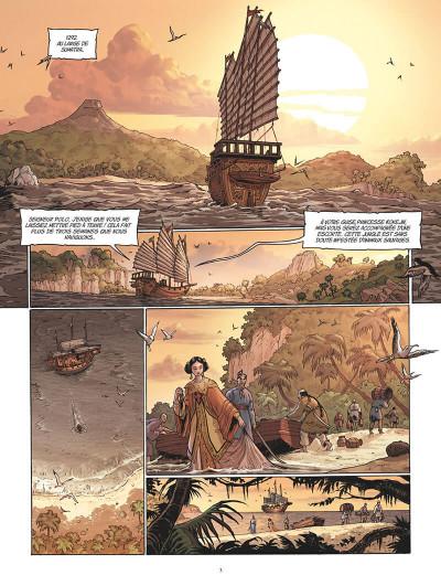 Page 6 marco polo tome 2 - A la cour du grand Khan