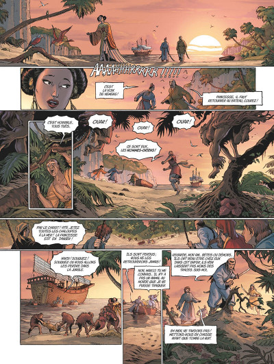 Page 7 marco polo tome 2 - A la cour du grand Khan