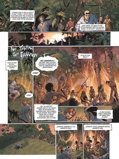 Page 8 marco polo tome 2 - A la cour du grand Khan