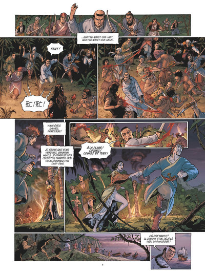 Page 9 marco polo tome 2 - A la cour du grand Khan
