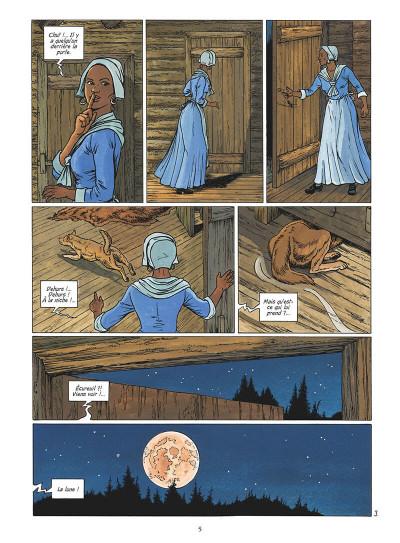 Page 6 Les pionniers du nouveau monde tome 20