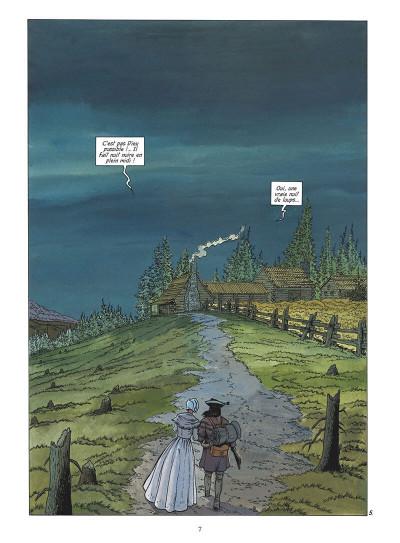 Page 8 Les pionniers du nouveau monde tome 20