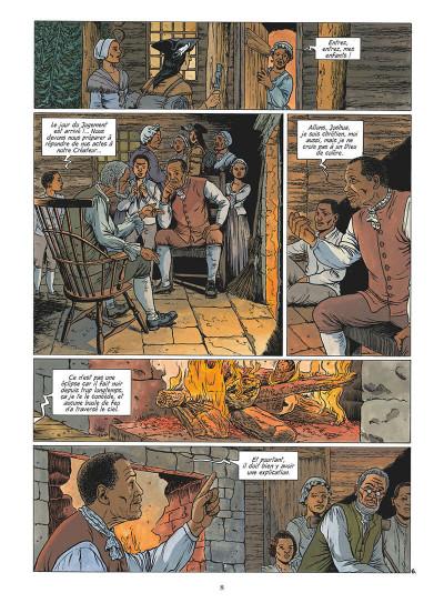 Page 9 Les pionniers du nouveau monde tome 20