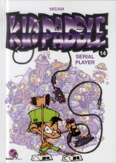 image de Kid Paddle tome 14 - serial player