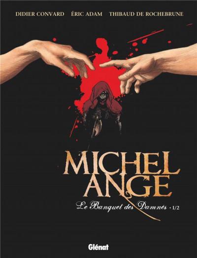 Couverture Michel Ange tome 1