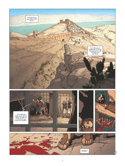 Page 1 Michel Ange tome 1