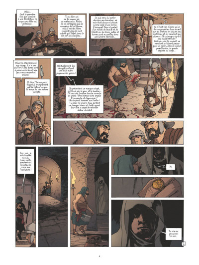Page 2 Michel Ange tome 1