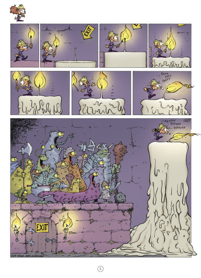 Page 3 game over tome 12