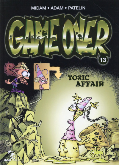 Couverture Game over tome 13