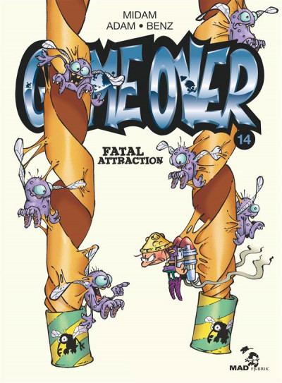 Couverture Game over tome 14