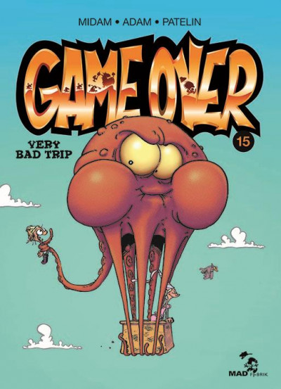 Couverture Game over tome 15