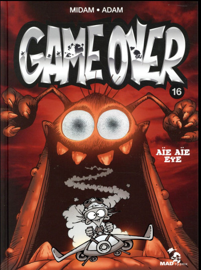 Couverture Game over tome 16