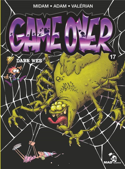 Couverture Game over tome 17