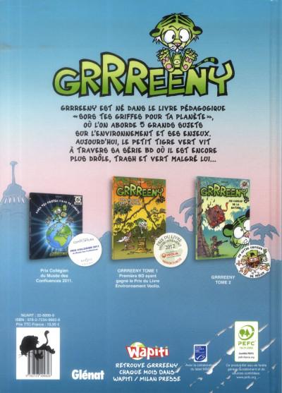 Dos Grrreeny tome 3