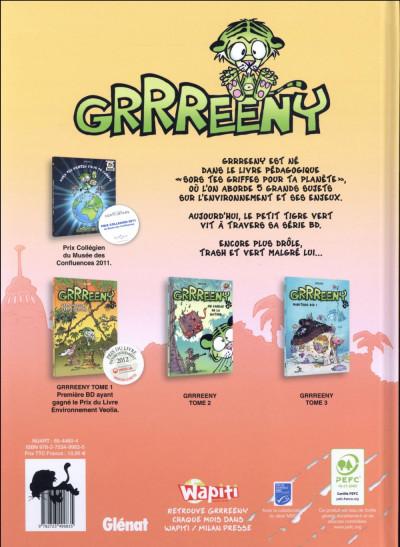 Dos Grrreeny tome 4