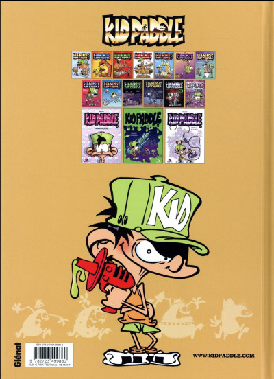 Dos Kid Paddle tome 15