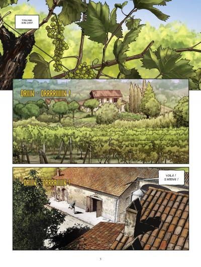 Page 1 in vino veritas tome 2