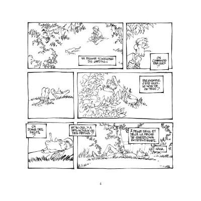 Page 2 Les étiquettes