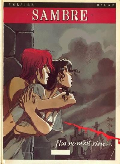 Couverture Sambre tome 1 - Plus ne m'est rien... (éd. 1986)