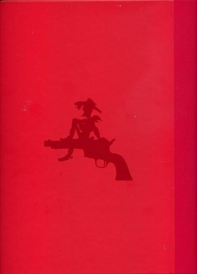 Couverture Lucky Luke - Les Dessous d'une création (Atlas) tome 2 - Ma Dalton / Chasseur de primes (éd. 2009)