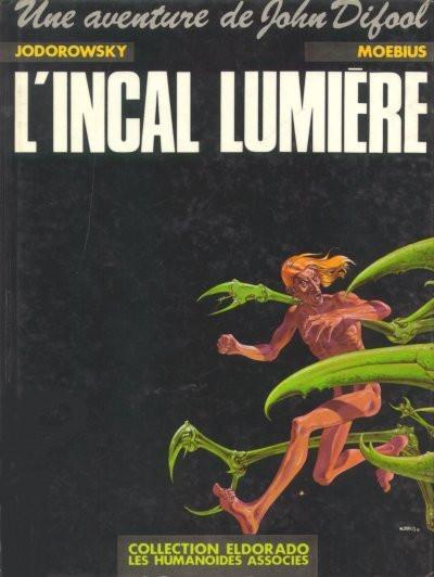 Couverture L'incal tome 2 - L'Incal lumière