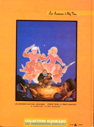 Dos alef-thau tome 2 - le prince manchot