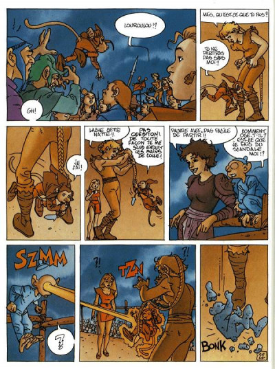 Page 3 alef-thau tome 2 - le prince manchot