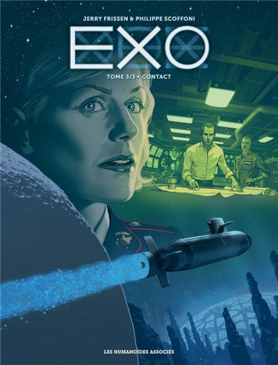 Couverture Exo tome 3