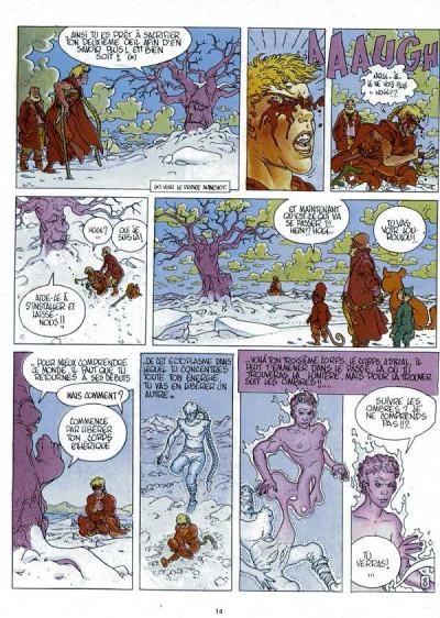 Page 3 Alef-Thau tome 3 - le roi borgne
