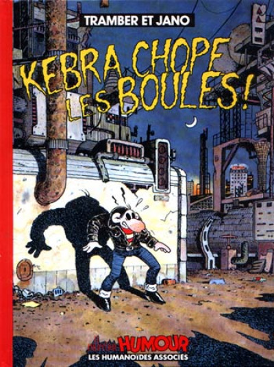 Couverture Kebra tome 2