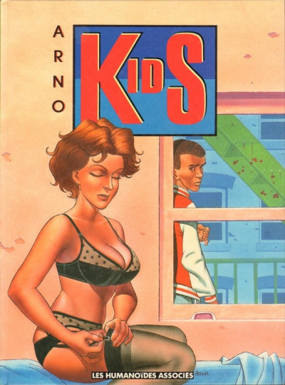 Couverture Kids