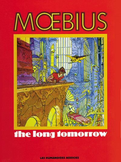 Couverture The long tomorrow