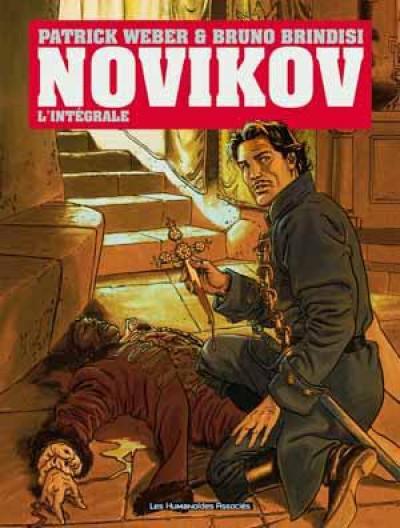 Couverture Novikov ; intégrale