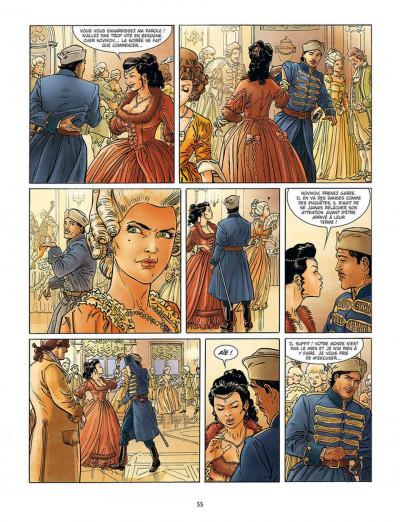 Page 3 Novikov ; intégrale