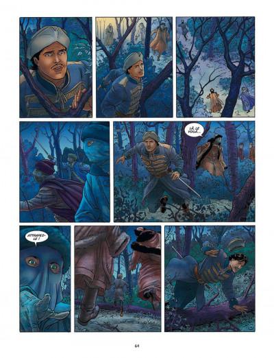 Page 4 Novikov ; intégrale