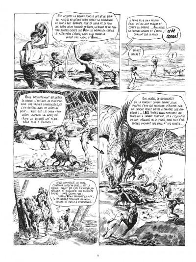 Page 3 Le roman de Renart - luxe