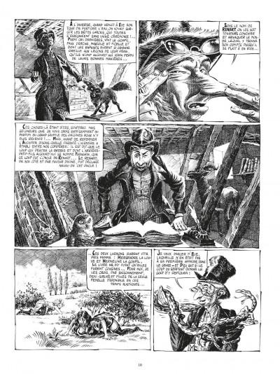 Page 4 Le roman de Renart - luxe