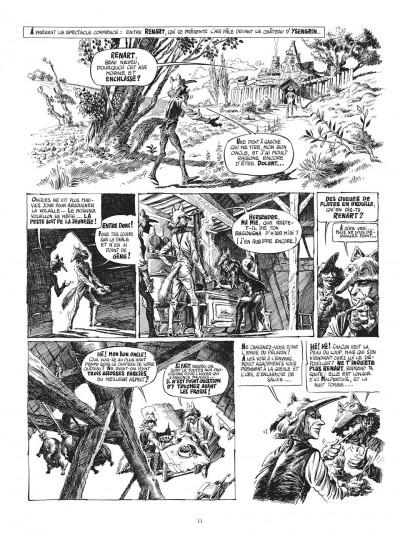 Page 6 Le roman de Renart - luxe