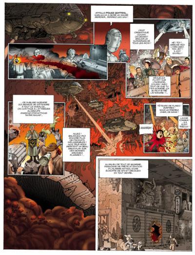 Page 1 Avant l'Incal tome 1
