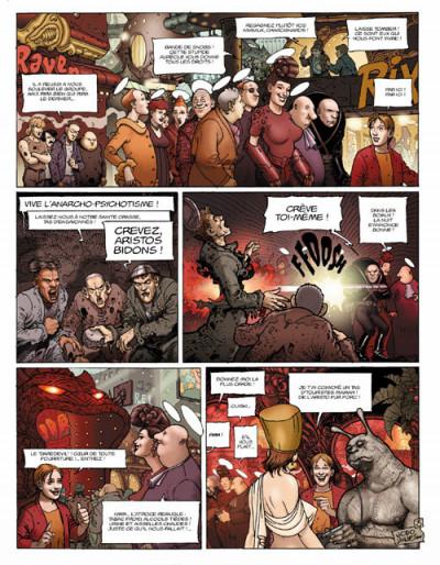Page 2 Avant l'Incal tome 1