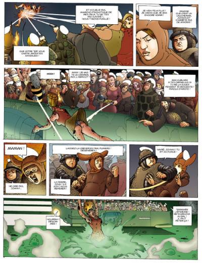 Page 3 Avant l'Incal tome 1
