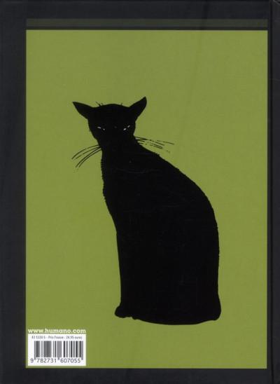 Dos les yeux du chat (édition 2012)
